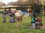 Paintball para familias